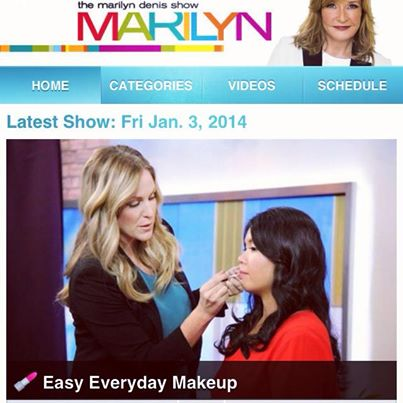 Live Segments on The Marilyn Denis Show