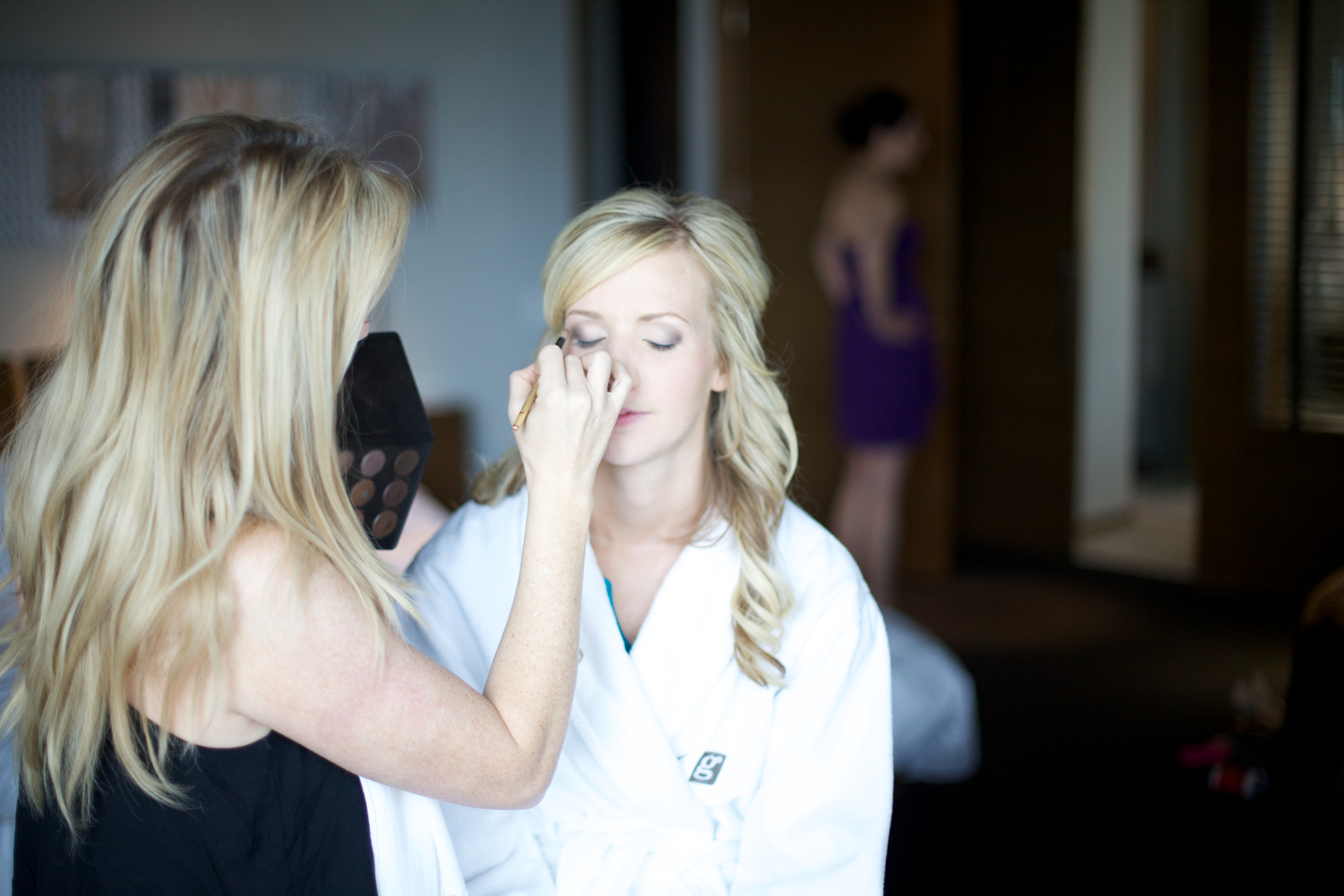 Karen Malcolm Calgary Makeup Artist - wedding makeup