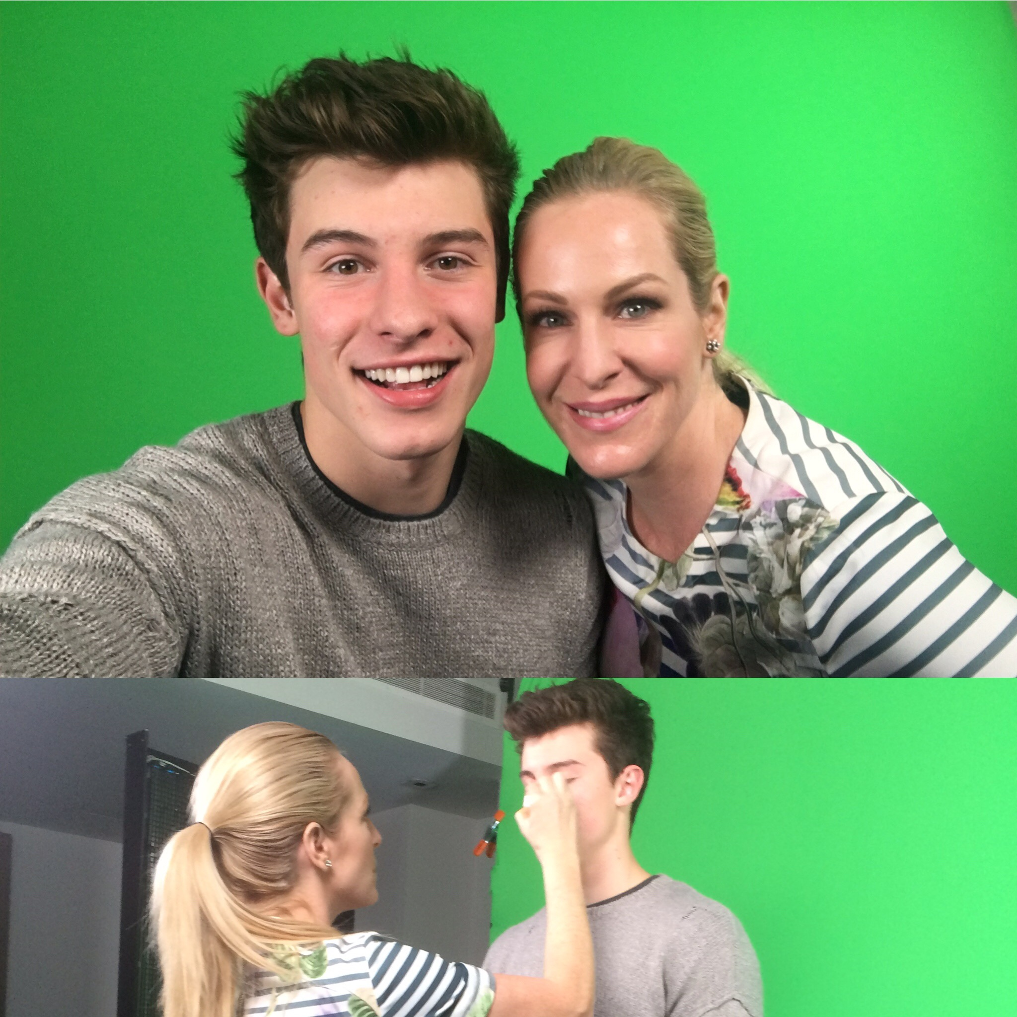 Makeup Artist for Music Artists - Shawn Mendes